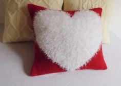 Personalizado de punto cubre almohada almohada por Adorablewares
