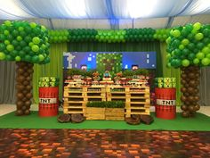 377 Best Katie Minecraft Party Images Ideas Party Minecraft