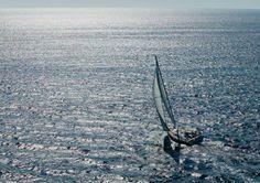 Op naar de horizon, Atlantische Oceaan, Frankrijk