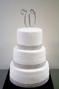 Shimmer cake