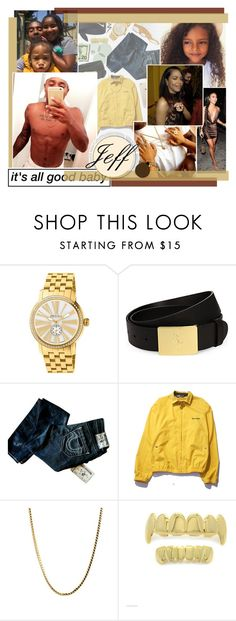 """Cali nïggas is manish and we havin it, greedy."" by foreig-n ❤ liked on Polyvore featuring Brera Orologi, True Religion, Polo Ralph Lauren, Retrò, Wall Pops!, men's fashion and menswear"