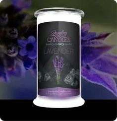 21 oz. Lavender scented candle