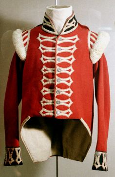 Period uniform patterns - Armchair General and HistoryNet >> The Best Forums in History 42nd Highlander's or Black watch tunic from around 1812