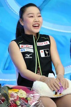 Wakaba Higuchi(JAPAN) : All-Japan Figure Skating Championships 2014