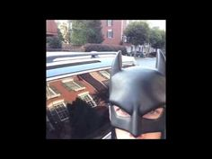 ▶ BatDad Cool Pictures, Funny Pictures, Batman Mask, Vine Videos, Vine Compilation, Freaking Hilarious, Wife And Kids, Sites Online, Humor