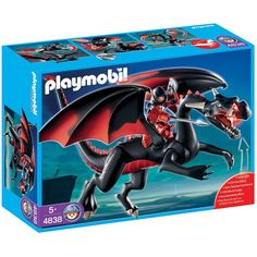 Playmobil Giant Dragon and Rider [4838]