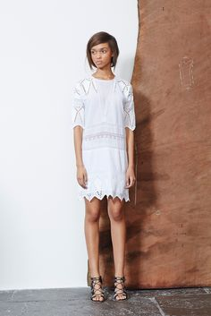 Spring 2015 Ready-to-Wear - Ulla Johnson