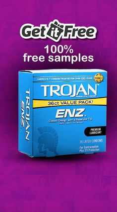 Our Warehouse is FULL! These FREE Trojan Condoms Must Go! Once they're gone, they're gone! Sign up today for freebies so good you will feel guilty not paying for them! No credit card or purchase necessary.
