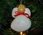 Ornament made from shells