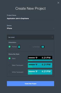 Prott : du prototypage rapide pour des applications mobiles