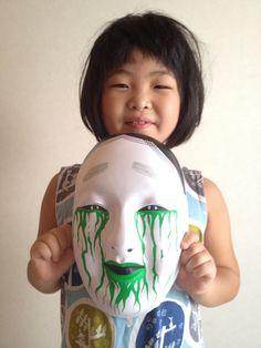 ASUKA'S MASK(WWE NXT)
