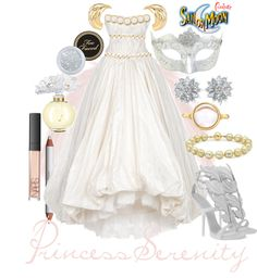 I am not girly, at all. But I would wear this dress just because it is Princess Serenity ^_^ Princess Serenity. This tumblr is fantastic