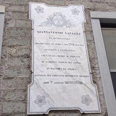 Giannantonio Cavazza - Municipio, Pavullo nel Frignano (MO)