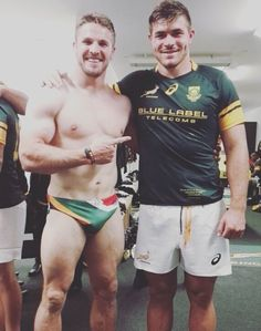 Jaco Kriel and Malcolm Marx Rugby League, Rugby Players, Sports Locker, Rugby Men, Usa Sports, American Sports, Hommes Sexy, Sports Pictures, Sport Man