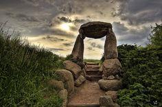little stonehenge by Capricornus60.deviantart.com on @deviantART
