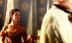 Image result for hilarious reign gifs