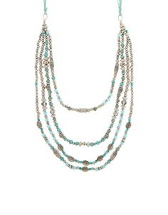 Skyler Layered Necklace