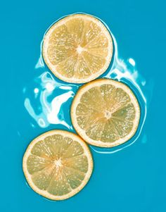 Take a freshly cut lemon and rub gently on rough elbows and knees. The acid in the lemon will soften rough spots on skin and also lighten any dark areas