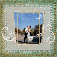 Love Is In The Air Digital Scrapbooking Layout by Janine Buckles i love the layout.. happy sailing debilou