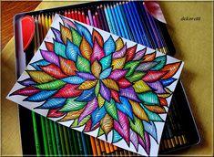 zum Ausdrucken und selber ausmalen   Doodle painting, zendoodle ...