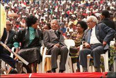 Nelson Mandela - Free At Last