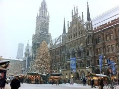 Munich is the heart of Bavaria, a city where tradition and history co-exist with a reputation as the center of German technology.  Get a guided tour of all the major sites, including the Marienhof, the Residenz and the Frauenkirche.  Eat at the world-famous Hofbrauhaus, or visit the city's Christmas market. Don't forget Munich's museums!  A visit to the Bavarian capital is a great way to celebrate the holiday season.   The USO has a tour to Munich Saturday, December 15th.