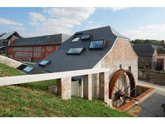 Moulin de la Paix-Dieu : Binario Le Moulin, Architects, Peace, God