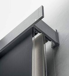Roll Cinque is an overlapping blinds system suitable for lar.- Roll Cinque is an overlapping blinds system suitable for large windows Roll Cinque is an overlapping blinds system suitable for large windows - Blinds For Windows, Curtains With Blinds, Sliding Door Blinds, House Blinds, Window Blinds, Waterproof Blinds, Sheer Roller Blinds, Sheer Blinds, Night Blinds