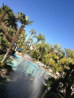 Thanks for your pin, Rosalinda! Great view of the float pool at #GlenIvy #HotSprings.