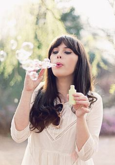 52 Weeks of Happy: Weeks 6 Blowing Bubbles - http://fabyoubliss.com/2014/09/07/52-weeks-of-happy-week-6/