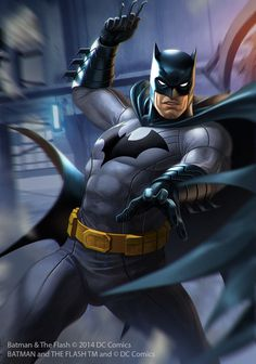 Batman by Junaidi Lim