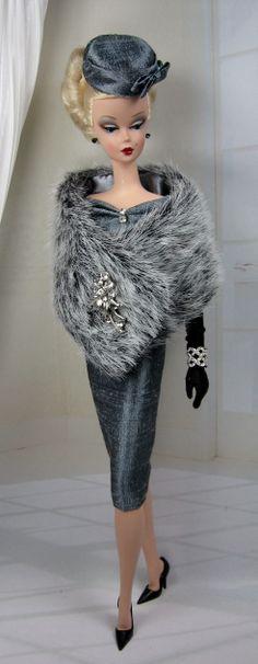 Silkstone Barbie | Victoire Roux fashion by Matisse