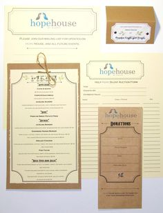 Silent Auction On Pinterest Silent Auction Fundraising And Gift Cards