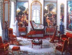 John Patrick O'Brien Music Room Reflections