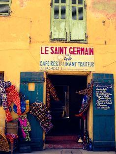 Goree Island shop, Senegal photo Cathy O'Clery May 2013