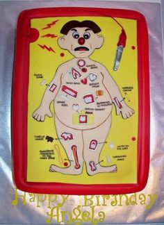 Operation Game Cake