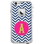 Monogrammed LifeProof Fre iPhone 6 PLUS/iPhone 6s PLUS