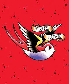 True love swallow