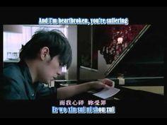 Jay Chou - I'm Not Worthy (Wo Bu Pei) Sub'd - YouTube