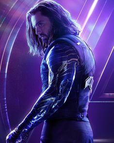 Sebastian's official poster for infinity war!!!