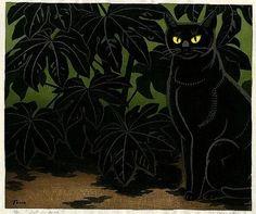 Tomoo Inagaki, Black Cat 1975