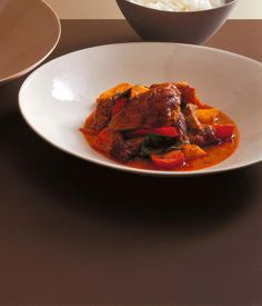 Neil Perry: Red curry of duck and pineapple - Gourmet Traveller
