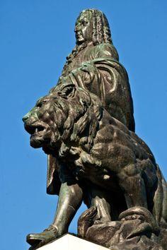 Estátua do Marquês de Pombal, Lisboa