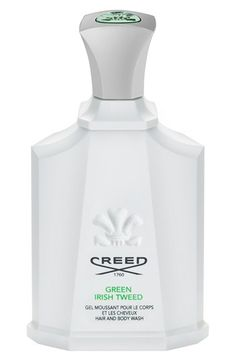 Creed 'Green Irish Tweed' Shower Gel available at #Nordstrom