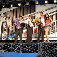 Instagram media klimol07 - Paul with Jordana and #justinlin in Taiwan, China, at the #fastandfuriouspremiere on April 14, 2009 ❤ @Regrann from @pdubbermylover -  Pauly  #paulwalker #forpaul #teampw #rippaulwalker #jordanabrewster #Regrann .... #vindiesel #brian_o_conner #legendsneverdie #itsnevergoodbye #seeyouagain
