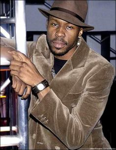 Wood Harris- his look is confident.  Great features.