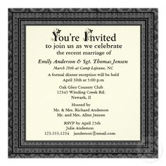 So Going To Have Use This Idea For 2nd Reception Invites