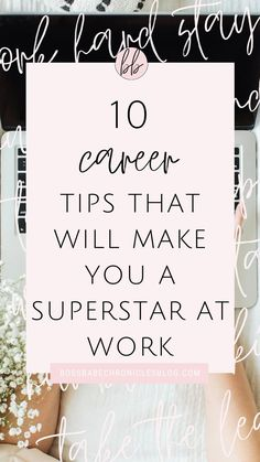 Click here to learn the 10 ways to get yourself promoted, be your best self at work, grow in your career and excel in your career. Use these ideas and tips as career advice and for professional development and growth. #professionaldevelopment #career #careeradvice #personaldevelopment #careertips