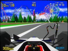 Arcade Mame:Plus:V.F. –Virtua Formula:Sega:1993
