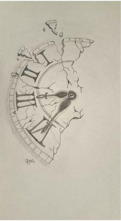Art Sketches Pencil – Art World 20 Dark Art Drawings, Art Drawings Sketches Simple, Tattoo Design Drawings, Pencil Art Drawings, Tattoo Art, Skeleton Drawings, Drawing Art, Arte Assassins Creed, Arte Sketchbook